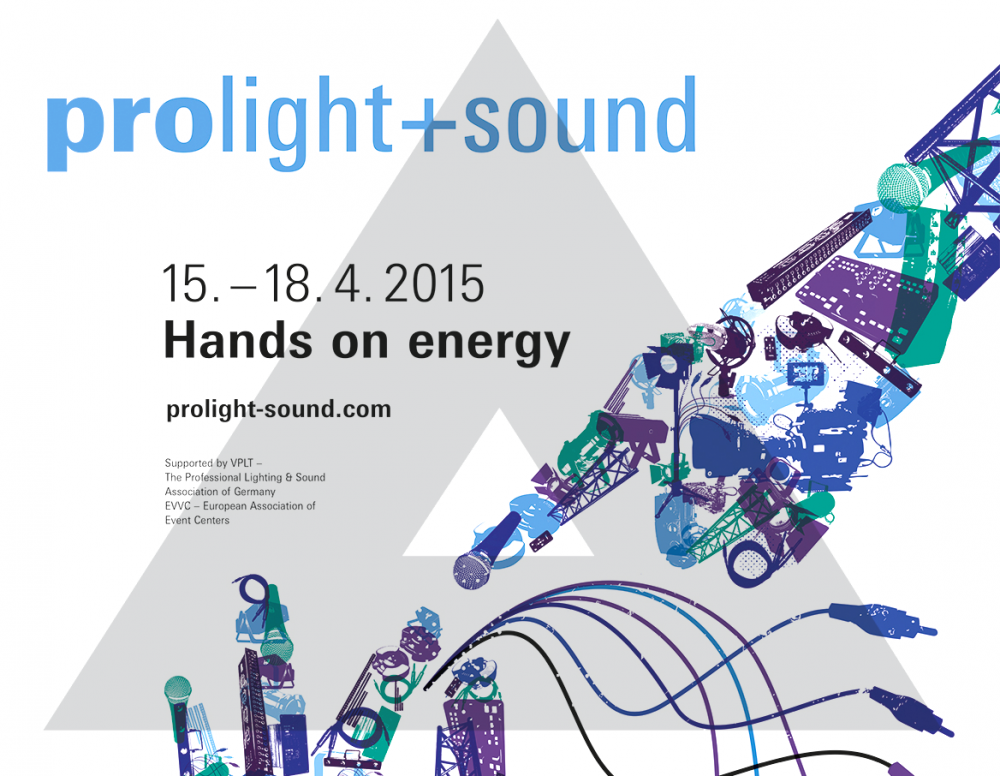 PROLIGHT + SOUND 2015