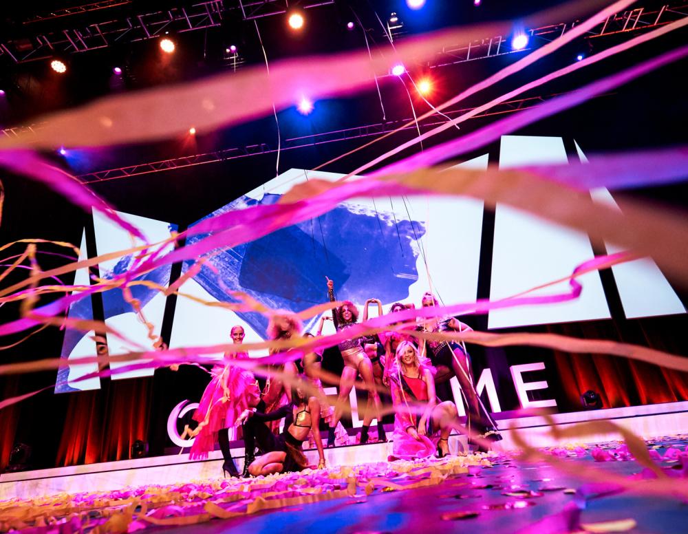 Бриллиантовая конференция Oriflame 2019. Сидней